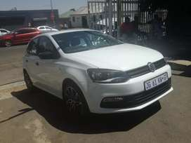 2018 VW Polo Vivo 1.4 is available