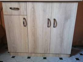 Kitchen cupboard(Melamine board)
