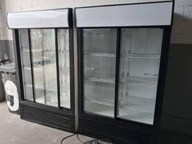 TUCK SHOP DISPLAY FRIDGES