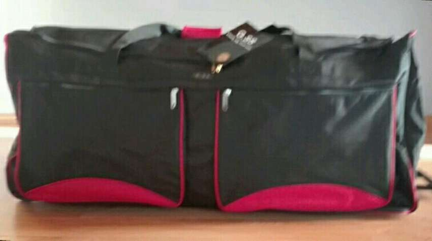 Sports,traveling duffel wheely bags XXXL capacity 160L new for sale 0