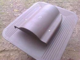 Аэратор,вытяжка, подкровельный вентилятор WIRPLAST К 17-2.