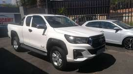 2018 Toyota Hilux 2.4 GD-6