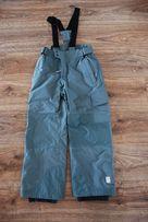 spodnie narciarskie/ na snowboard na szelkach DECATHLON rozm. 146