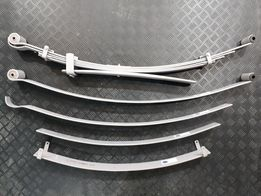 Рессоры задние 5-ти и 6-ти листовые на Mitsubishi L200 Митсубиси Л200