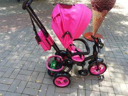 Детский трёхколёсный велосипед модель Neo 4 Air