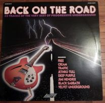 Rock Hits (Back on the road) 2LP (Ex/Ex, UK) Сборник