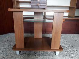 Szafka RTV- półka szklana,stolik,komoda