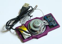 Звуковой модуль для экслюзивных упаковок