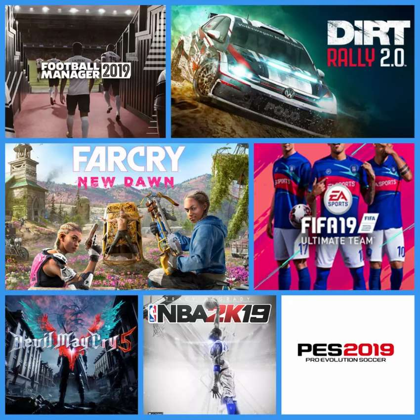 Newest PC Games 0