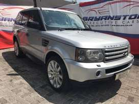2009 Land Rover Range Rover Sport 4.2 V8 Supercharged - R199,900