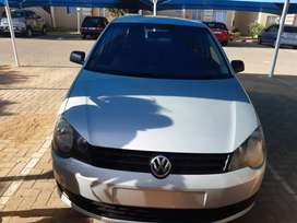Polo vivo for sale ,2011 model,with airbag intact and perfect engine .