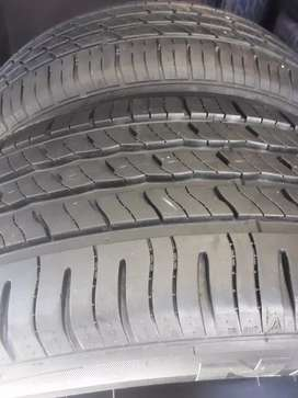 2×255/55/19 NEXEN tyres for sale it's available now