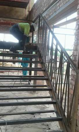 Staircases and Balustrades Welders