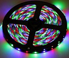 Лента светодиодная RGB 5050 - полный комплект Гирлянда LED