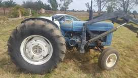 I have n neat fordson major trector for sale
