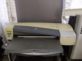HP design jet 110 plus