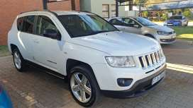 2012 Jeep Compass 2.0 LTD
