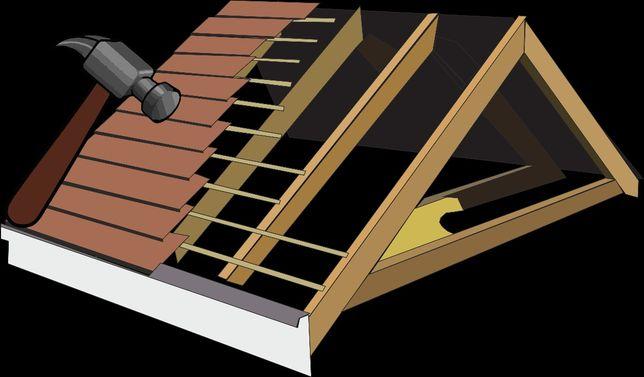 Кровля ремонт крыши, шифер, профлист,металлочерепица