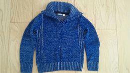 Golf- sweter roz.122-128