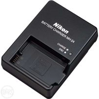Зарядное устройство зарядка Nikon MH-24 mh24 EN-EL14 D5100 D5200 D3100