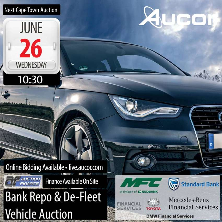 CPT Bank Repo Vehicle Auction 0