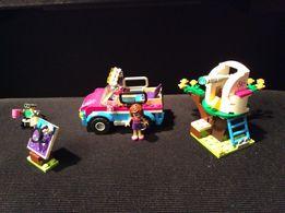 Lego friends 41116 Wóz badawczy Olivii