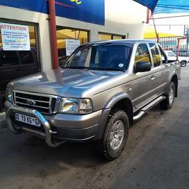 2006 FORD RANGER 4.0 SUPERCAB 4X2