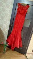 Платья POP LINE, випускне плаття, плаття червоного кольору
