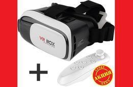 Очки Виртуальной Реальности VR Box 3D Glasses с пультом