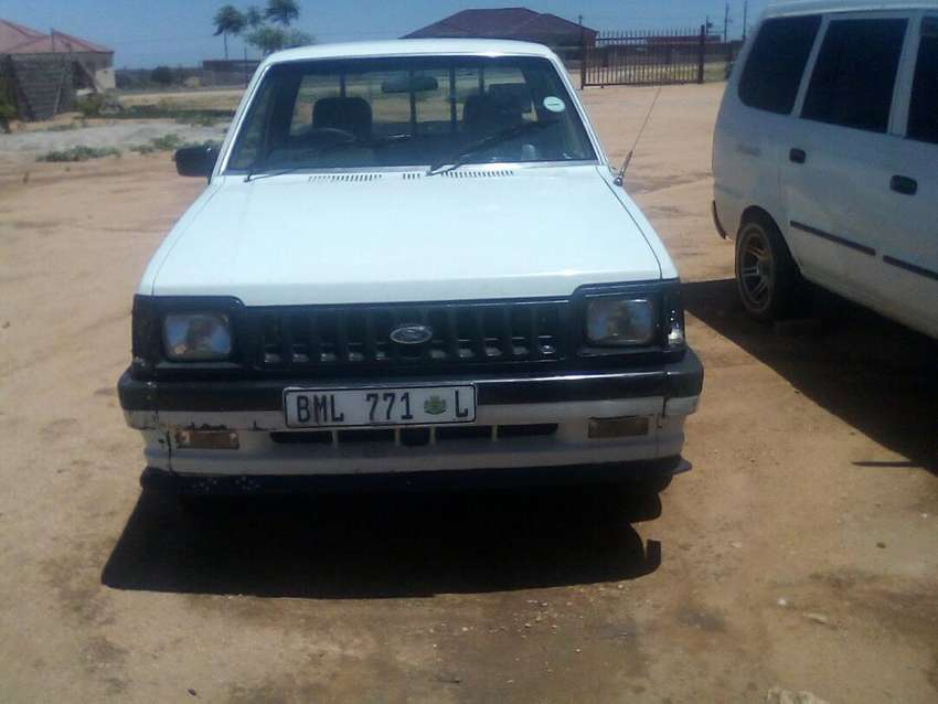 Ford courier 0