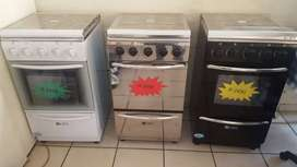 4 Burner Fully gas stove from R 3200