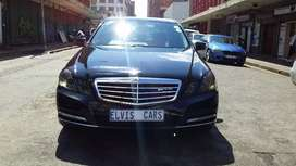 MERCEDES BENZ CGI E200 AUTOMATIC IN EXCELLENT CONDITION