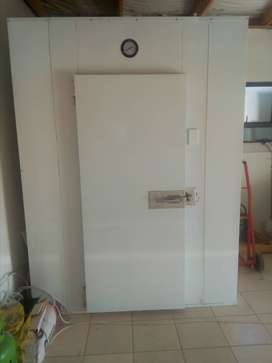 Used Freezer Room - Euroman Refrigeration System Two Years Old