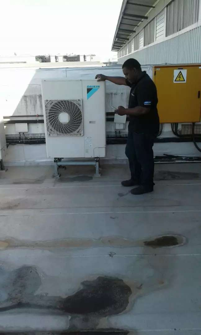 Refrigeration and air conditioning repair 0
