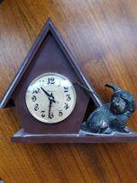 Часы СССР Молния с собачкой