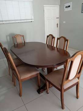 Dining Room Suite in great condition