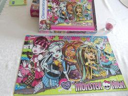Puzzle Monster High i inne