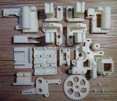 3D печать на 3Д принтере! Цена 1.5 грн/г! Дешевле нету!