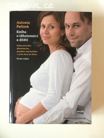 Kniha O těhotenství a dítěti 0
