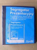 Продам міцні грубі папки-сегрегатори польського виробництва - 150 штук
