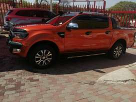 2016 Ford Ranger 3.2 TDCi Wildtrak 4x2 D/Cab AT
