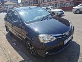 Toyota etios for the  lovers of Toyota