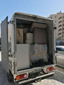 Deliveries and Furniture Removals