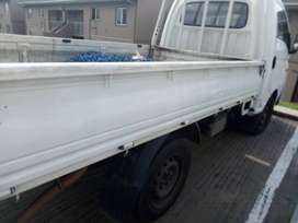 1 ton truck for hire