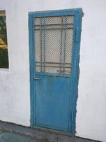 Двери металические Б/У (лифтовые, антивандальные)