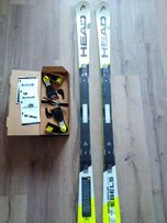 Продам новые лыжи HEAD WC REBELS ISL RP EVO 14 WH/BK + FF Evo 14 2017