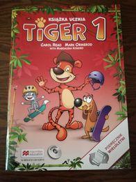 Tiger 1 książka ucznia + CD Macmillan