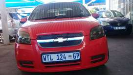 2008 Chevrolet Aveo 1.4 Engine Capacity with Manuel Transmission