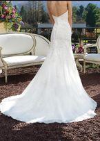 Suknia ślubna Sincerity Bridal 3814