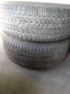 Fortuner Rim and tyre